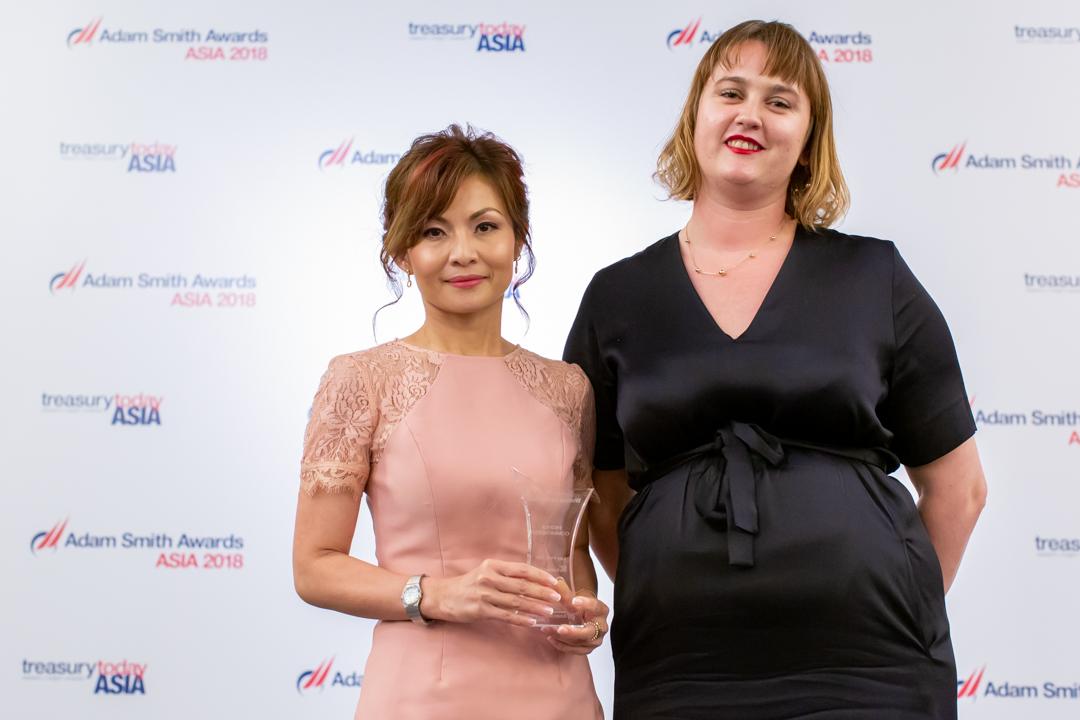 Toh Lay Perk, Kulicke + Soffa - Treasury Today Asia Woman of the Year 2018