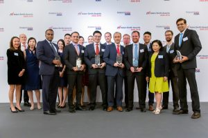 Rio Tinto - Treasury Today Asia's Top Treasury Team Award for Overall Excellence (Highly Commended Winners)